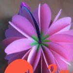 Подарок своими руками — блокнот Сердце – Цветок