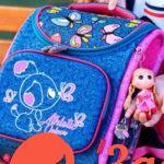Как выбрать рюкзак для девочек