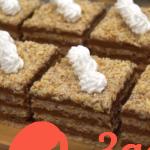 Торт-пирожное Симфония
