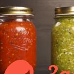 Айвар и Горлодер — вкусные соусы-закуски на зиму